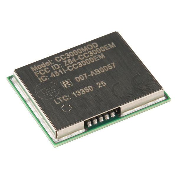 WiFi SMD Module - CC3000