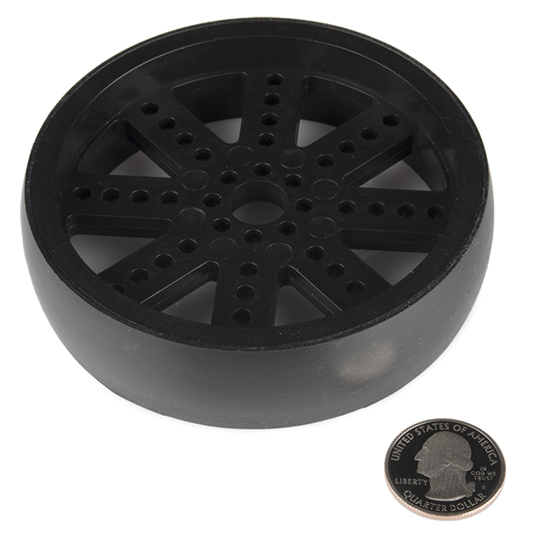 Heavy Duty Wheel - 4""