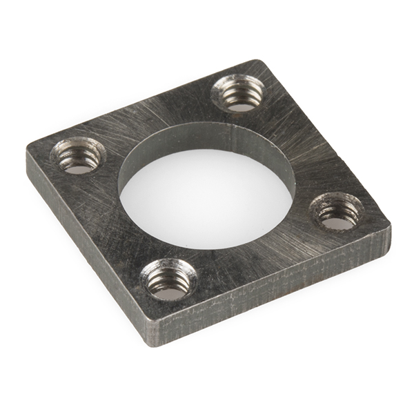 "Square Screw Plate - Small (0.77"")"