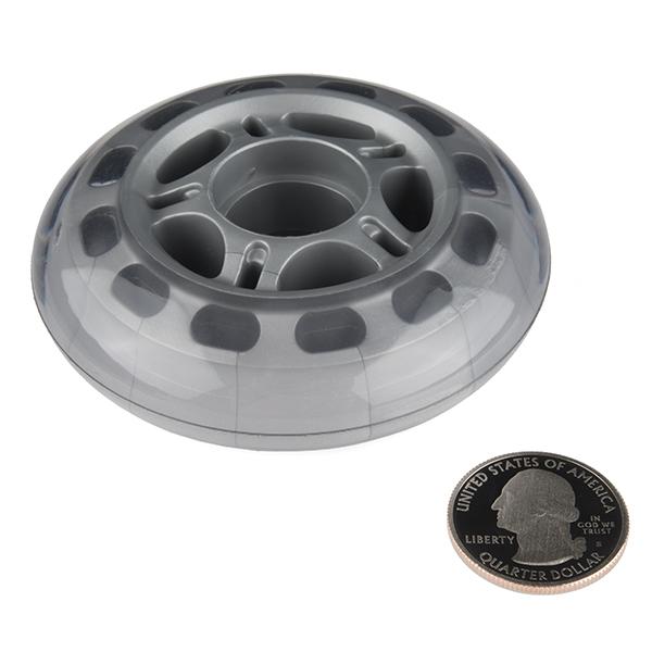Skate Wheel - 2.975 (Gray)