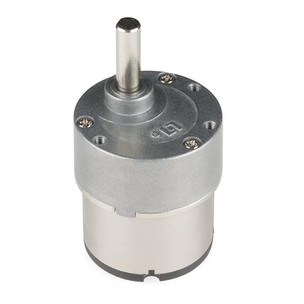 Standard Gearmotor - 40 RPM (3-12V)
