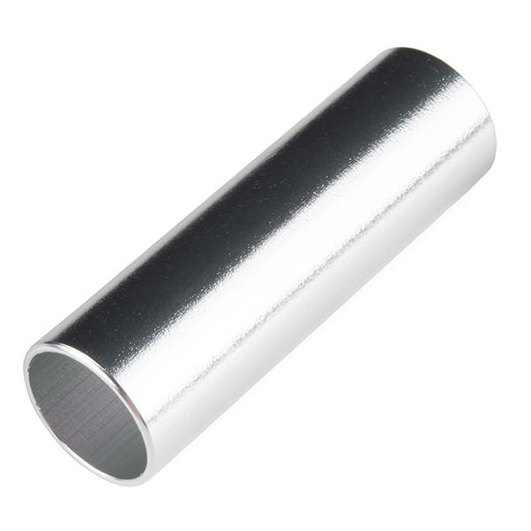 """Tubing - Aluminum (5/8""""OD x 2.0""""L x 0.569""""ID)"""