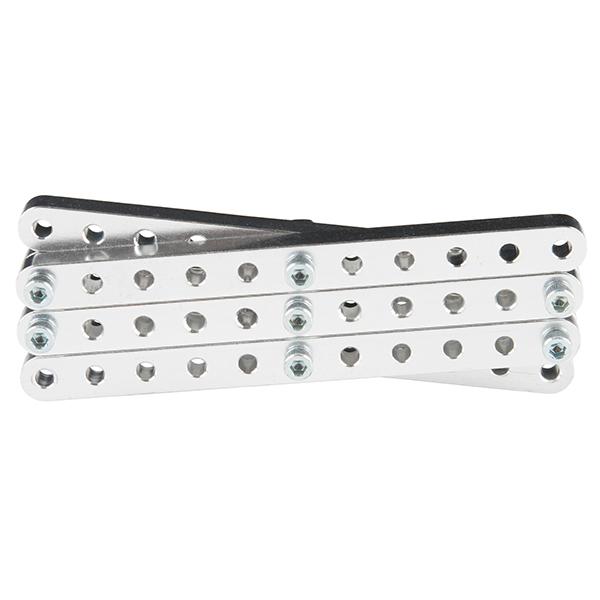 """Aluminum Beam - 6.16"""" (pair)"""