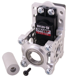 ServoBlock Kit - Hitec Standard (Plain Shaft)