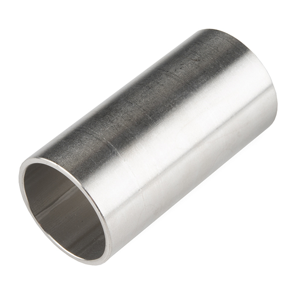 "Tube - Stainless (1""OD x 2.0""L x 0.88""ID)"
