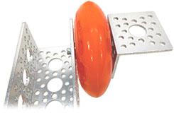 Skate Wheel - 2.975 (Orange)