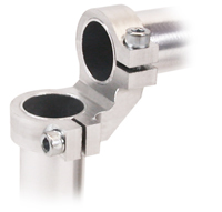"Tube Clamp Hub - 5/8"" Bore (90 Degree)"