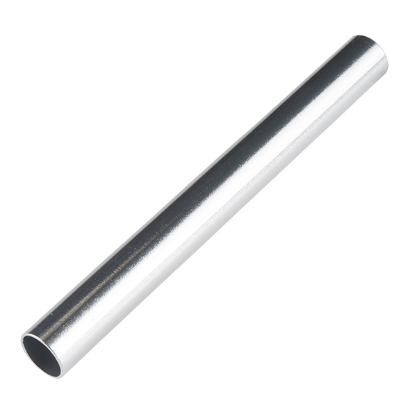 """Tubing - Aluminum (5/8""""OD x 6.0""""L x 0.569""""ID)"""