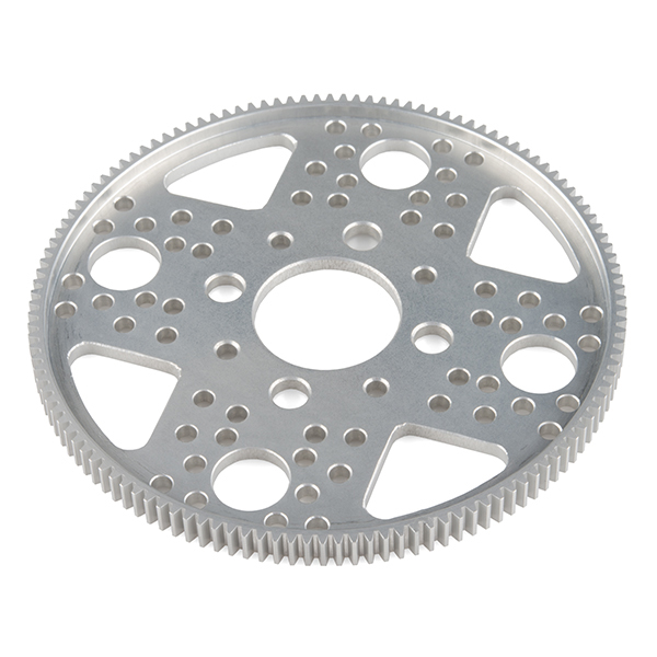 "Gear - Hub Mount (128T; 1.0"" Bore)"
