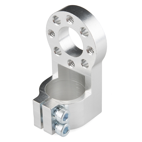 "Clamping Hub - 90 Degree (5/8"" Bore)"