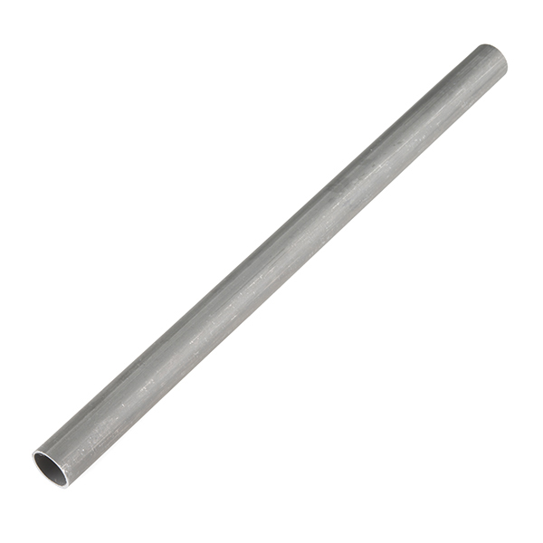 """Tubing - Aluminum (5/8""""OD x 10""""L x 0.569""""ID)"""