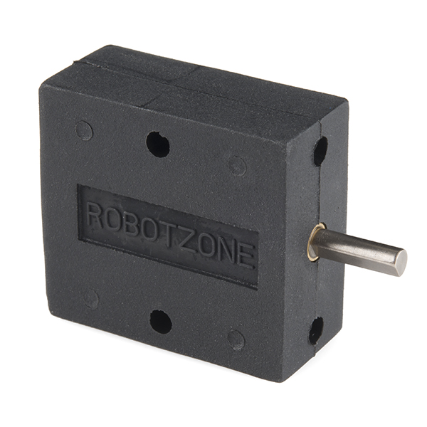 Micro Gearmotor - 90 RPM (6-12V)