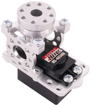 ServoBlock Kit - Hitec Standard (Hub Shaft)