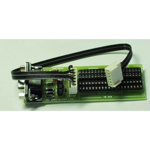 Serial Port Programmer - Socketed