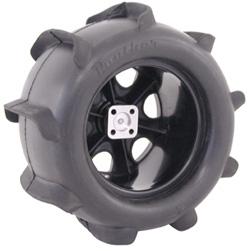 Wheel Adapter - Hex (17mm, Pair)