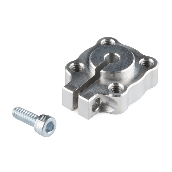 Clamping Hub - 4mm Bore