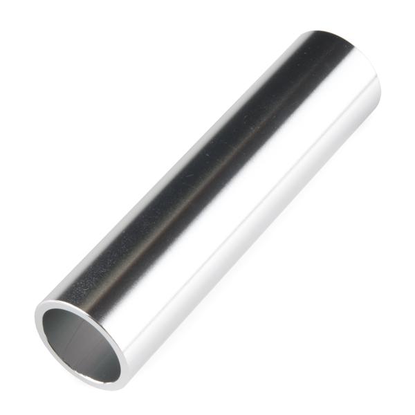 """Tube - Aluminum (1""""OD x 4.0""""L x 0.82""""ID)"""