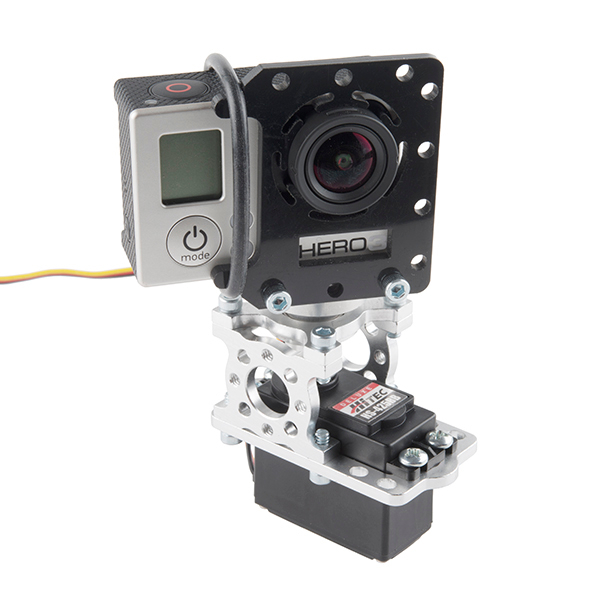 GoPro Hero 2 Camera Mount