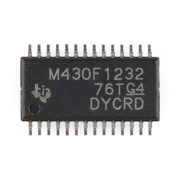 MSP430 SMD IC