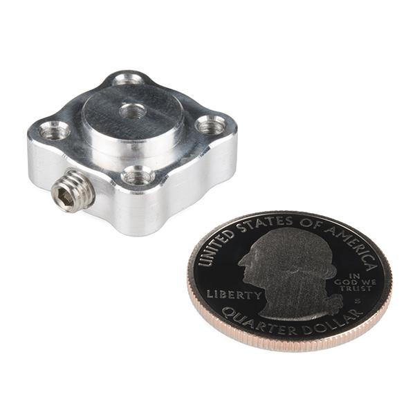 Set Screw Hub - 3mm Bore