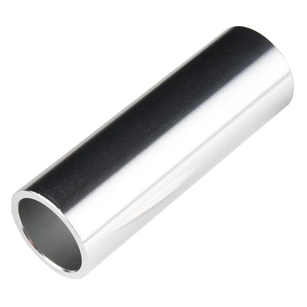 """Tube - Aluminum (1""""OD x 2.0""""L x 0.82""""ID)"""