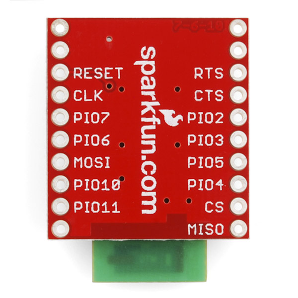 SparkFun Bluetooth Module Breakout - Roving Networks (RN-41 v6 15