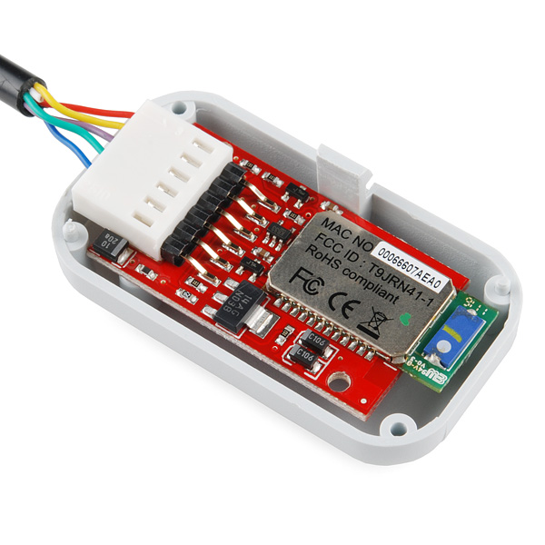 SparkFun RooTooth - Bluetooth Wireless Roomba Connection