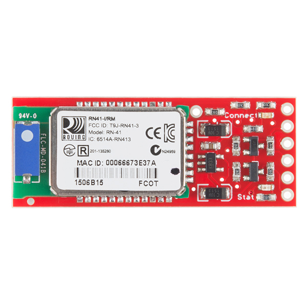 SparkFun Bluetooth Modem - BlueSMiRF Gold