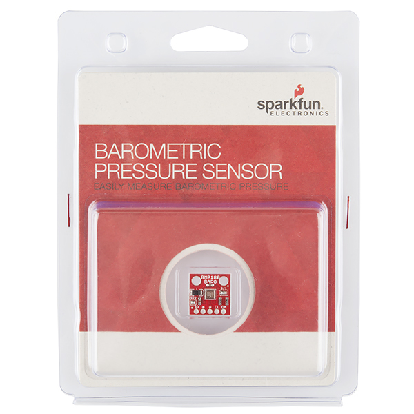 Barometric Pressure Sensor Breakout - BMP180 Retail