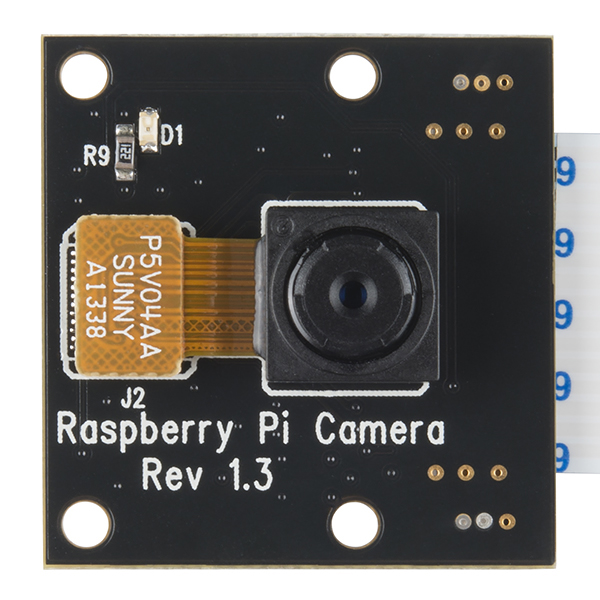 Raspberry Pi Camera Module - Pi NoIR