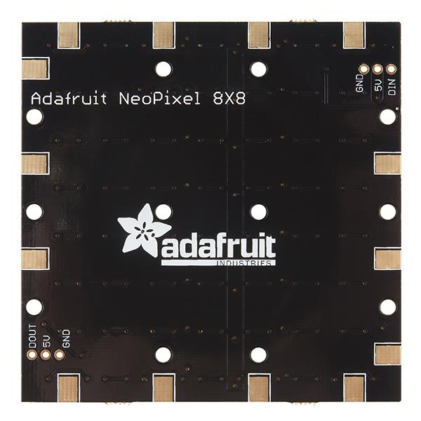 NeoPixel NeoMatrix 8x8 - 64 RGB LED