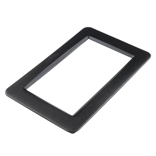 "LCD Bezel - 4.3"" (Black)"