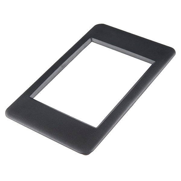 "LCD Bezel - 3.2"" (Black)"