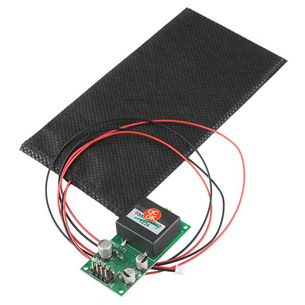 Flexible Speaker and Amplifier - 7x12cm