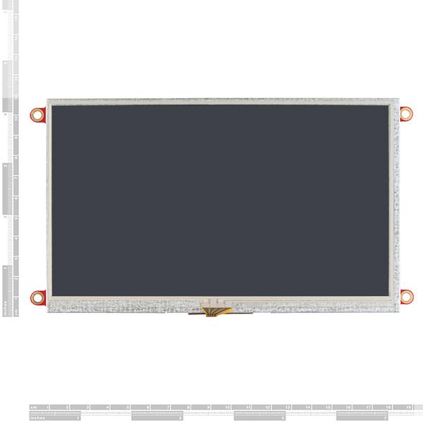 "Display Module - 7"" Touchscreen LCD"
