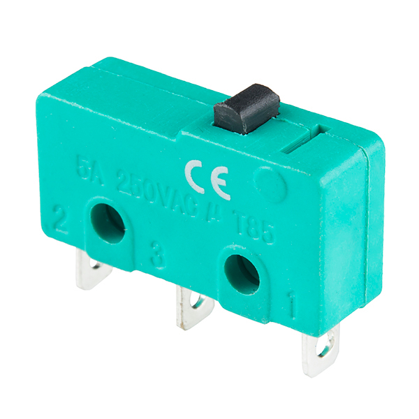 Mini Microswitch - SPDT (Standard)