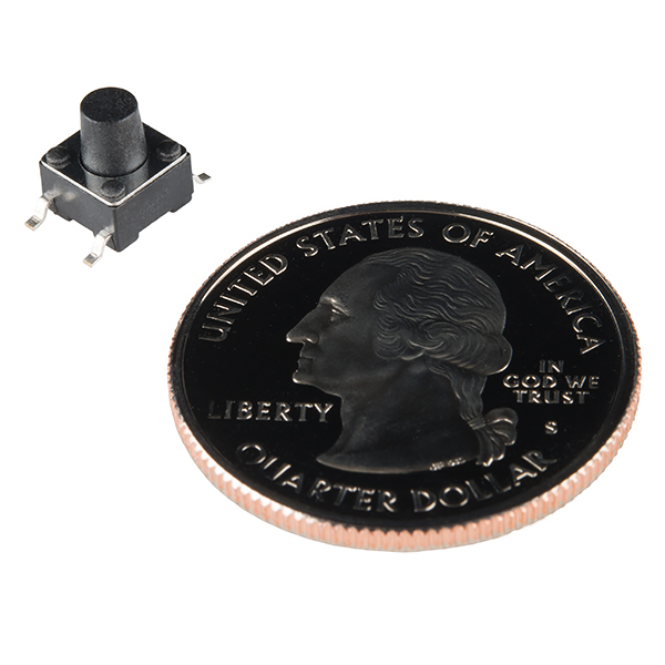 Tactile Button - SMD (6mm)