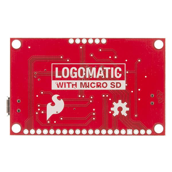 SparkFun Logomatic v2 - Serial SD Datalogger (FAT32)