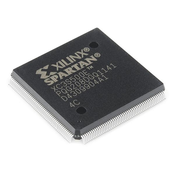 Xilinx Spartan-3E (XC3S500E)