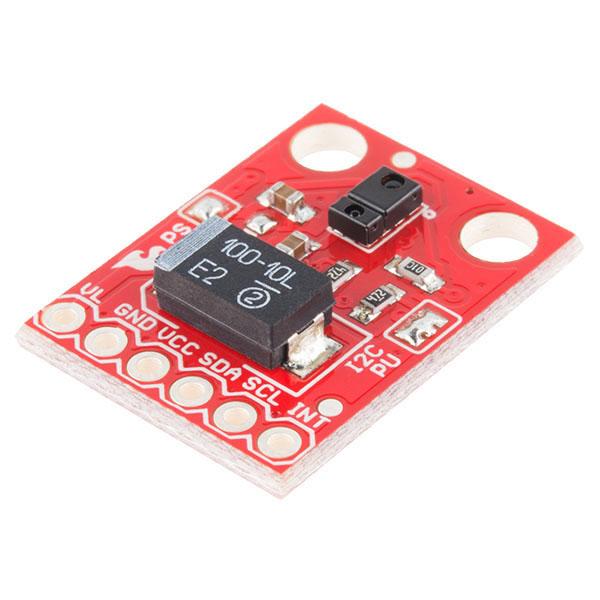 sparkfun rgb and gesture sensor apds 9960 sen 12787 sparkfun