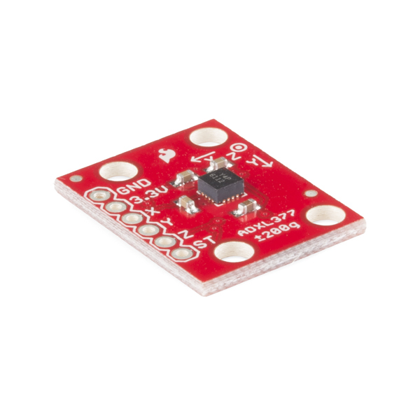SparkFun Triple Axis Accelerometer Breakout - ADXL377