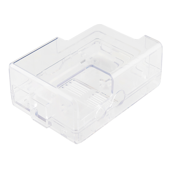 PiFace Enclosure - Clear Plastic