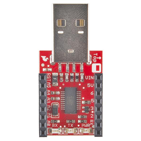 SparkFun MicroView - USB Programmer