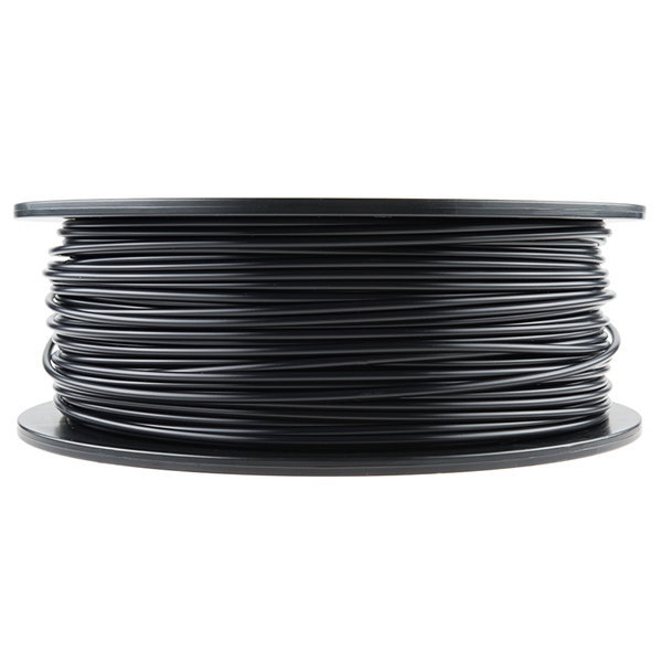 PLA Filament 3mm - 1kg (Black)