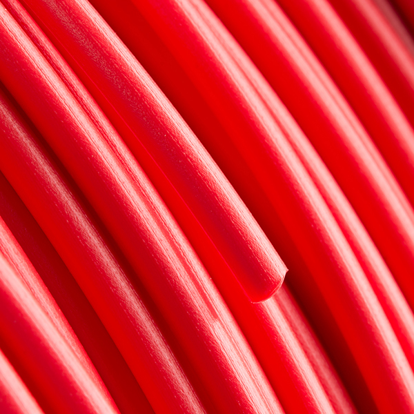 PLA Filament 3mm - 1kg (Red)