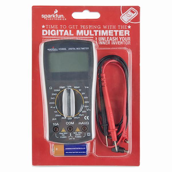 Digital Multimeter Package