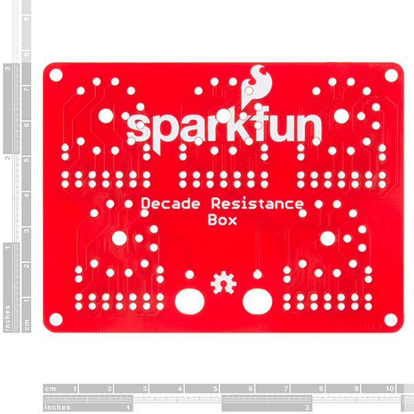 SparkFun Decade Resistance Box