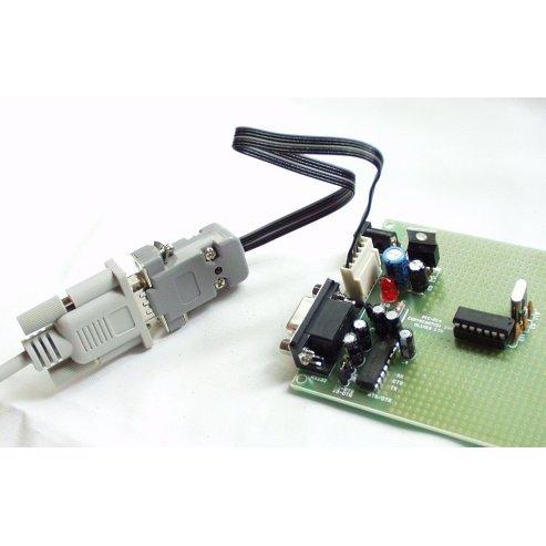 Serial Port Programmer - ICSP Only