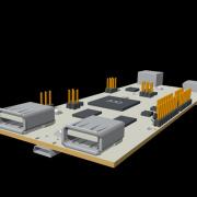 3D Models of SparkFun Parts!