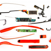 The First-Ever Complete Teardown of Google Glass